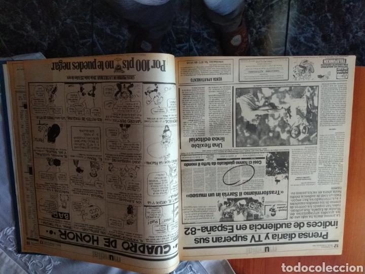 Coleccionismo deportivo: ESPECIAL ( MUY BUSCADO, EL PERIÓDICO, MUNDIAL ESPAÑA 82 ÚNICO PERFECTO ESTADO !) ÚNICO EJEMPLAR. - Foto 23 - 175281918