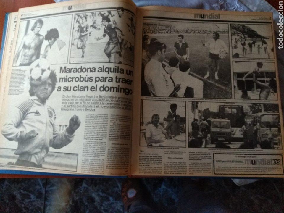 Coleccionismo deportivo: ESPECIAL ( MUY BUSCADO, EL PERIÓDICO, MUNDIAL ESPAÑA 82 ÚNICO PERFECTO ESTADO !) ÚNICO EJEMPLAR. - Foto 25 - 175281918