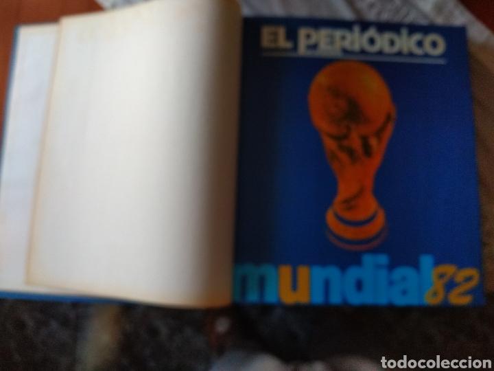 Coleccionismo deportivo: ESPECIAL ( MUY BUSCADO, EL PERIÓDICO, MUNDIAL ESPAÑA 82 ÚNICO PERFECTO ESTADO !) ÚNICO EJEMPLAR. - Foto 26 - 175281918