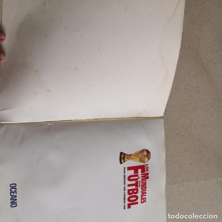 Coleccionismo deportivo: Los mundiales de futbol - Océnano - Foto 2 - 175433782