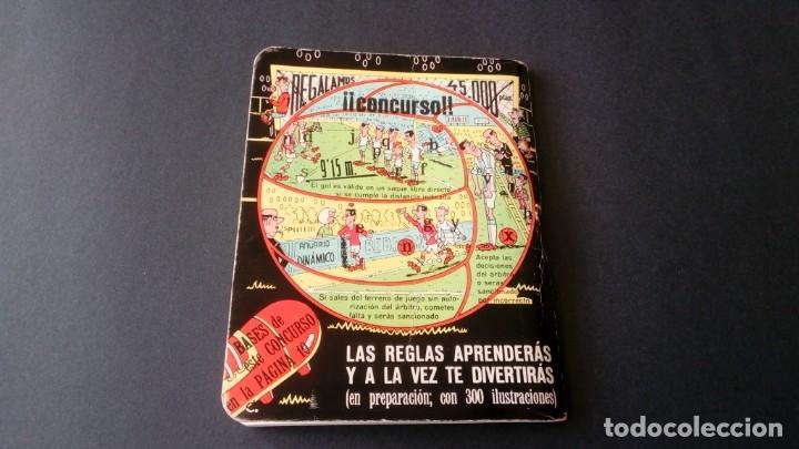 Coleccionismo deportivo: ANUARIO DINAMICO TEMPORADA 1971 1972 LIGA - Foto 3 - 176100560
