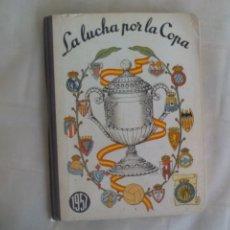 Coleccionismo deportivo: ANUARIO DINAMICO LA LUCHA POR LA COPA 1957 - REEDICION . Lote 176223680