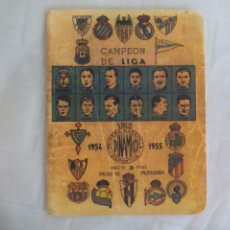 Coleccionismo deportivo: 1954 - 1955. CAMPEON DE LIGA. ANUARIO DINAMICO REEDICION. Lote 176224080