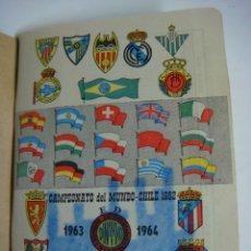 Coleccionismo deportivo: LIBRILLO CALENDARIO DE FUTBOL DINAMICO TEMPORADA-1963-1964. Lote 176513829