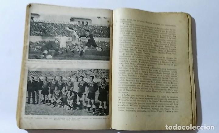 Coleccionismo deportivo: LIBRO 40 AÑOS DE CAMPEONATO DE ESPAÑA DE FUTBOL PRIMERA EDICION / FIELPEÑA/ EDICIONES ALONSO - Foto 4 - 176771570