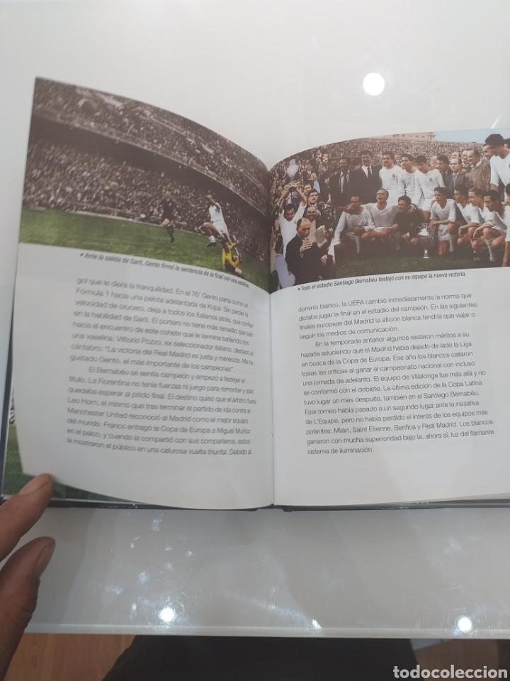 Coleccionismo deportivo: LIBRO Y DVD REAL MADRID - Foto 3 - 176812120