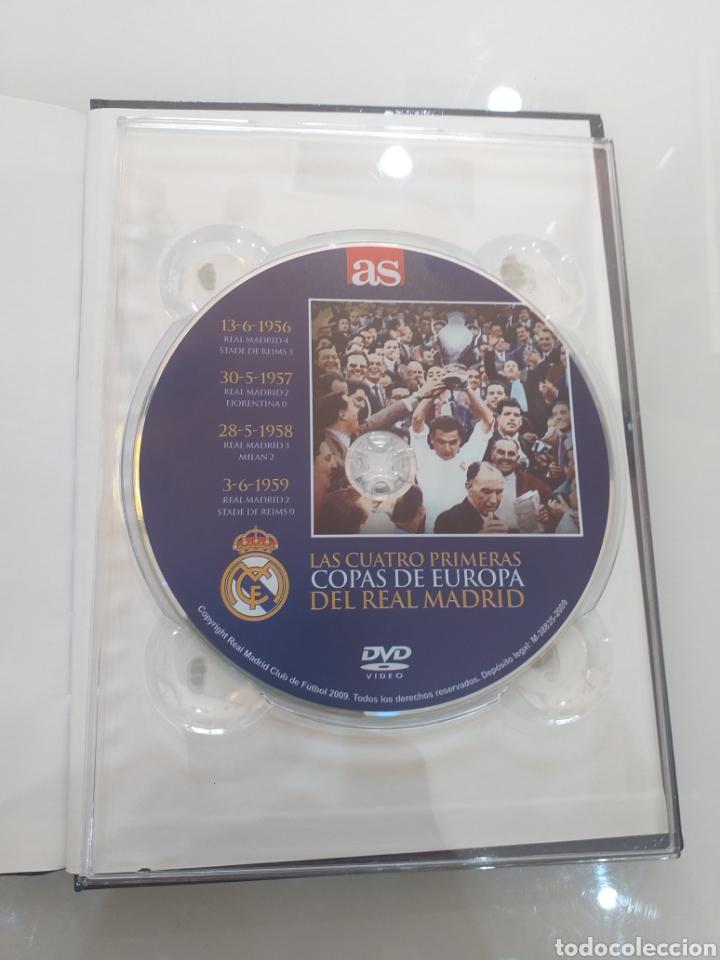 Coleccionismo deportivo: LIBRO Y DVD REAL MADRID - Foto 4 - 176812120