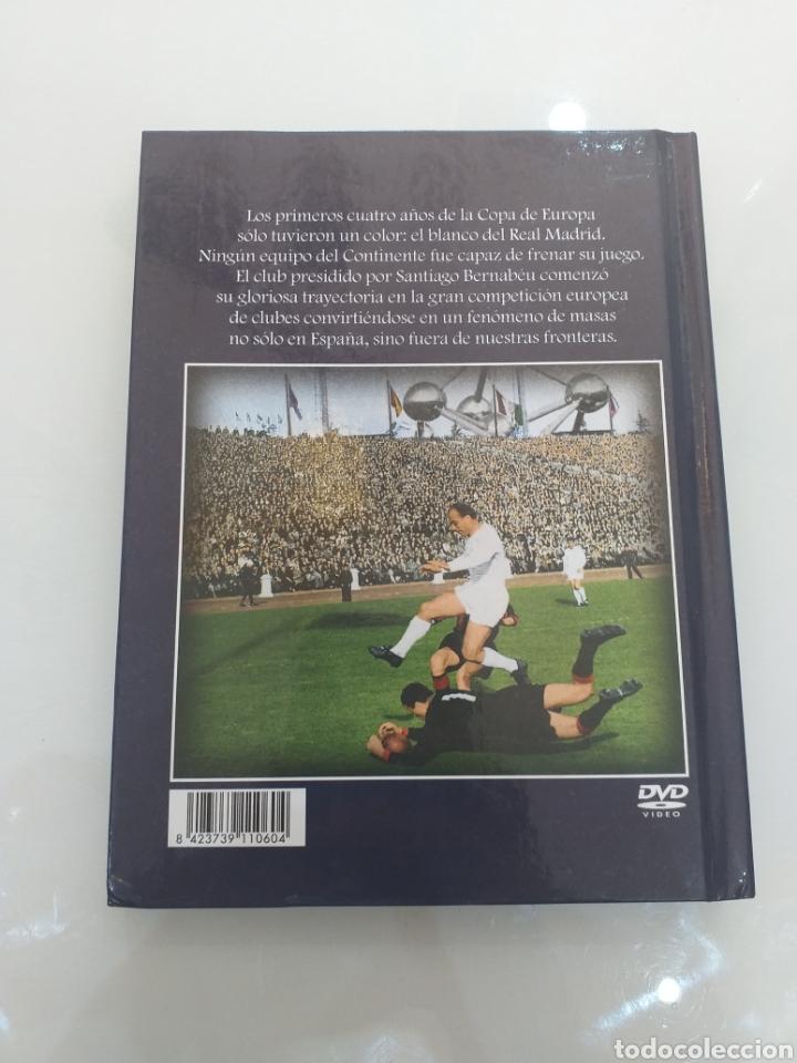Coleccionismo deportivo: LIBRO Y DVD REAL MADRID - Foto 5 - 176812120