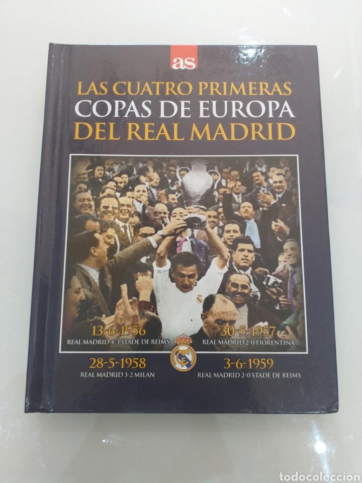 LIBRO Y DVD REAL MADRID (Coleccionismo Deportivo - Libros de Fútbol)