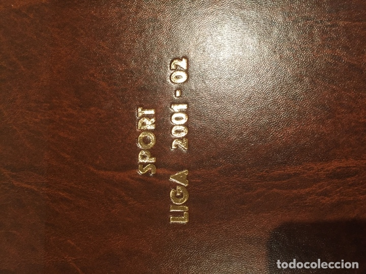 TOMO PORTADAS SPORT TEMPORADA 01-02 (Coleccionismo Deportivo - Libros de Fútbol)