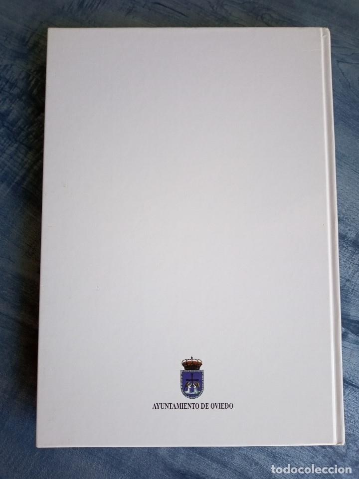 Coleccionismo deportivo: El Real Oviedo su historia, José Luis García Ordoñez. 2076 gramos. - Foto 3 - 118996547