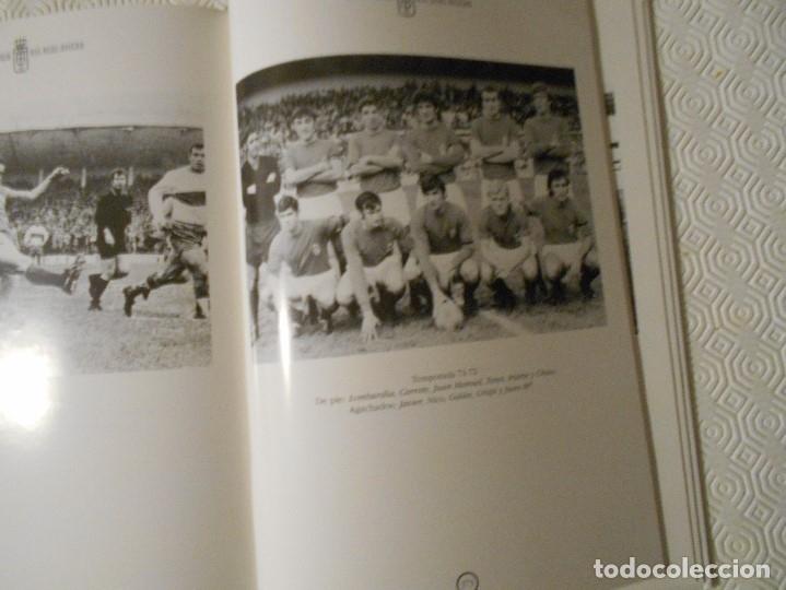 Coleccionismo deportivo: EL REAL OVIEDO: SU HISTORIA. JOSE LUIS GARCIA ORDOÑEZ. AYUNTAMIENTO DE OVIEDO 1996. FUTBOL. IMPRESIO - Foto 3 - 177432869