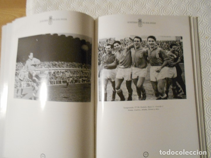 Coleccionismo deportivo: EL REAL OVIEDO: SU HISTORIA. JOSE LUIS GARCIA ORDOÑEZ. AYUNTAMIENTO DE OVIEDO 1996. FUTBOL. IMPRESIO - Foto 5 - 177432869