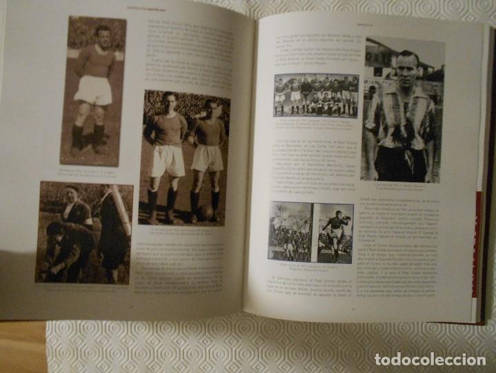 Coleccionismo deportivo: EDUARDO HERRERA. HERRERITA. LA LEYENDA AZUL. LALO COVISA / FRANCISCO GONZALEZ A-BUYLLA. REAL OVIEDO. - Foto 2 - 177432999