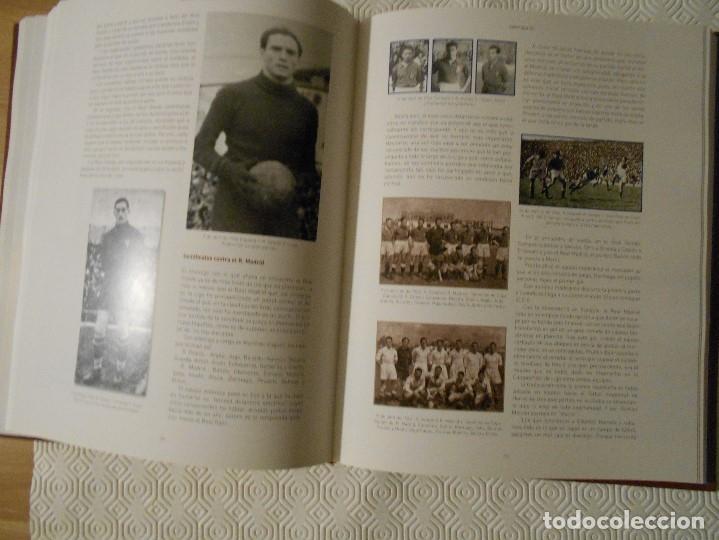 Coleccionismo deportivo: EDUARDO HERRERA. HERRERITA. LA LEYENDA AZUL. LALO COVISA / FRANCISCO GONZALEZ A-BUYLLA. REAL OVIEDO. - Foto 3 - 177432999