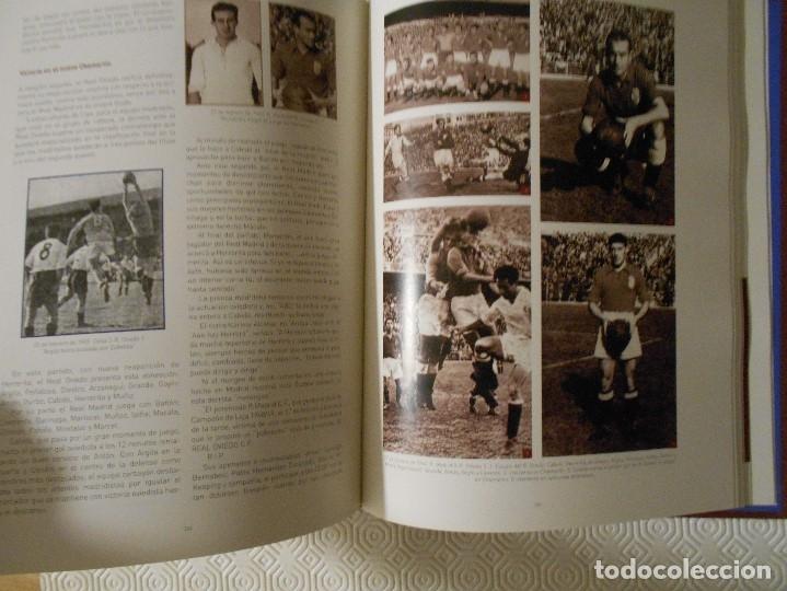 Coleccionismo deportivo: EDUARDO HERRERA. HERRERITA. LA LEYENDA AZUL. LALO COVISA / FRANCISCO GONZALEZ A-BUYLLA. REAL OVIEDO. - Foto 4 - 177432999