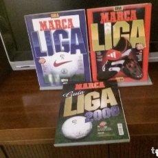 Coleccionismo deportivo: COLECCIÓN GUÍAS MARCA. AÑOS 2000 AL 2010. Lote 177690702