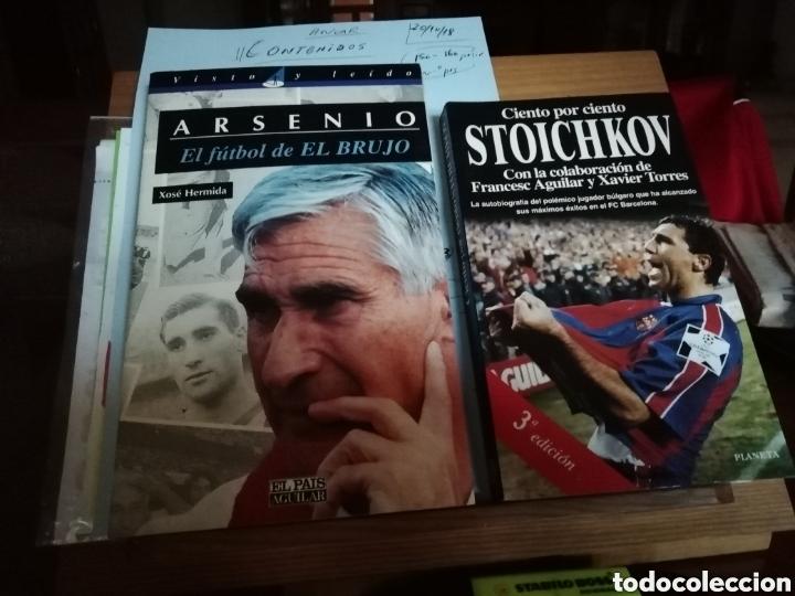 STOICHKOV. CIEN POR CIEN...BÚLGARO. BIOGRAFÍA LOS 90. (Coleccionismo Deportivo - Libros de Fútbol)