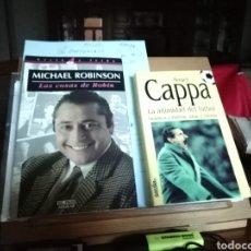 Coleccionismo deportivo: MICHAEL ROBINSON. LAS COSAS DE ROBIN. AÑOS 90. Lote 178742617