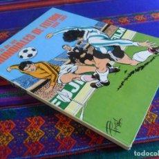 Coleccionismo deportivo: HISTORIA DE LOS MUNDIALES DE FÚTBOL 1930 1982. PLUS DISCOUNT 1981. TAPA DURA. BUEN ESTADO.. Lote 178748296