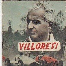 Coleccionismo deportivo: LIBRITO COLECCION EDITORIAL DEPORTIVA FHER VILLORESI. Lote 178792060