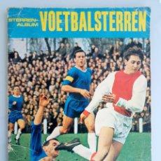 Coleccionismo deportivo: VANDERHOUT. - VOETBALSTERREN IN AKTIE. NEDERLANDSE EREDIVISIE 1969/1970 - #. Lote 166122242