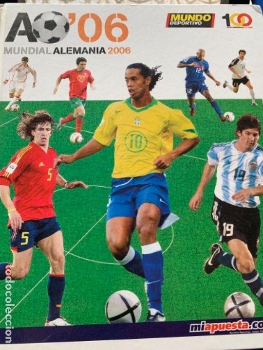 LIBRO MUNDIAL ALEMANIA 2006 (Coleccionismo Deportivo - Libros de Fútbol)