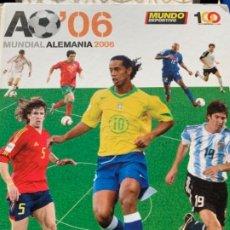 Coleccionismo deportivo: LIBRO MUNDIAL ALEMANIA 2006. Lote 179534435