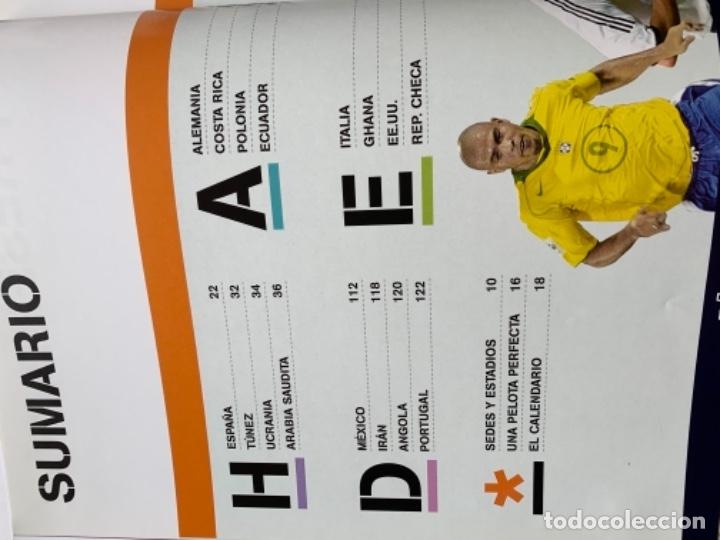 Coleccionismo deportivo: Libro mundial Alemania 2006 - Foto 2 - 179534435