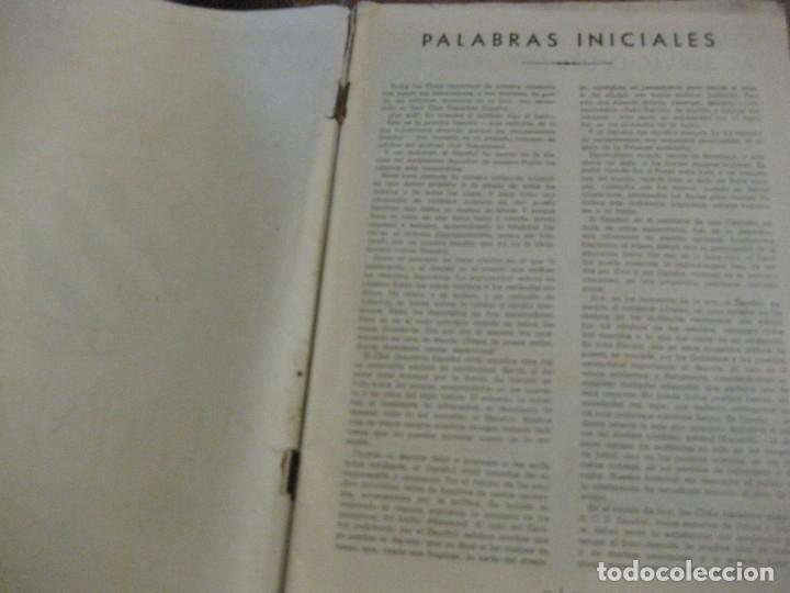 Coleccionismo deportivo: rcd real club deportivo español e. carballo su vida su historia sus triunfos futbol 1900-1941 - Foto 4 - 180081748