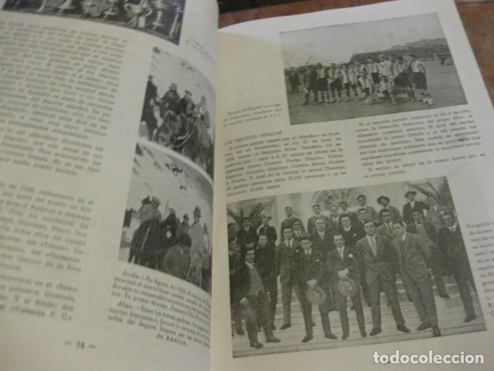 Coleccionismo deportivo: rcd real club deportivo español e. carballo su vida su historia sus triunfos futbol 1900-1941 - Foto 10 - 180081748