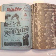 Coleccionismo deportivo: DON BALÓN, ENCUADERNADOS, 1951. Lote 180130391