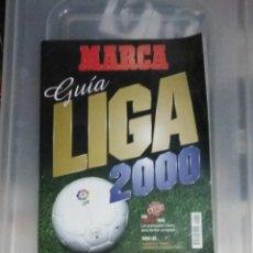 Coleccionismo deportivo: GUIA MARCA AÑO 2000. Lote 180148363