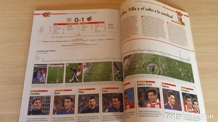 Coleccionismo deportivo: Revista Conmemorativa Campeones del Mundo de Futbol. Sudafrica 2010 - Foto 3 - 180261535