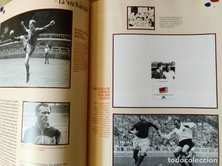 Coleccionismo deportivo: EL LIBRO DE ORO DEL BARÇA - 1899 / 1995 - HISTORIA FC BARCELONA FUTBOL - Foto 2 - 180430468