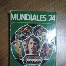 Coleccionismo deportivo: JOHAN CRUYFF - MUNDIALES 74 (MUNDIAL DE FÚTBOL DE 1974). Lote 180850105