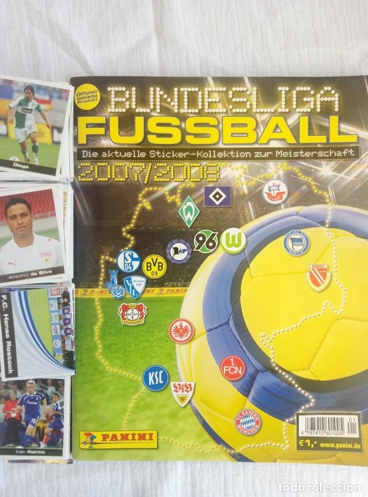 ALBUM PANINI. - FUSSBALLL 2007/2008 - # (Coleccionismo Deportivo - Libros de Fútbol)
