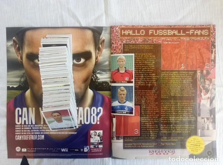 Coleccionismo deportivo: ALBUM PANINI. - FUßBALLL 2007/2008 - # - Foto 5 - 180962686