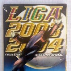 Coleccionismo deportivo: ALBUM ED. ESTE. - LIGA 2003-2004 - #. Lote 180977636