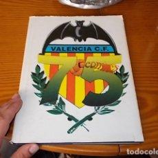 Coleccionismo deportivo: HISTORIA DEL VALENCIA EN COMICS ( DESDE 1919 ). DIBUJOS JOSÉ ENRIQUE ANDRE. NUMERADO . 1993. Lote 181531600