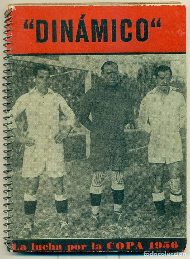 Coleccionismo deportivo: LUCHA POR LA COPA LOTE CON LOS AÑOS 1955-1956-157-1958-1959 DE DINAMICO ORIGINALES. TAMBIEN SUELTOS - Foto 2 - 182015681