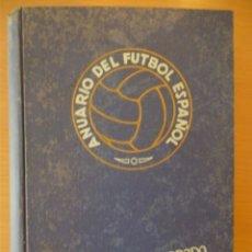 Coleccionismo deportivo: ANUARIO DEL FÚTBOL ESPAÑOL TEMPORADA 1957/58. Lote 229196200