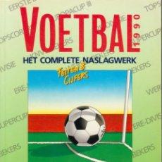 Coleccionismo deportivo: HET COMPLETE NASLAGWERK 1989/90. Lote 182178841