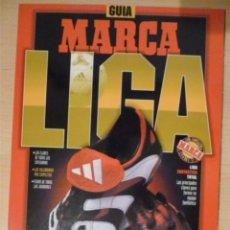 Coleccionismo deportivo: GUÍA MARCA 98-99. Lote 182179072