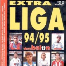 Coleccionismo deportivo: EXTRA LIGA 94/95 DON BALÓN. Lote 182179133