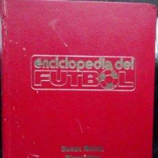 Coleccionismo deportivo: ENCICLOPEDIA DEL FÚTBOL (MELCÓN-VIDAL, 2 TOMOS). Lote 182179156