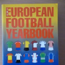 Coleccionismo deportivo: EUROPEAN FOOTBALL YEARBOOK 2002/2003. Lote 182179160