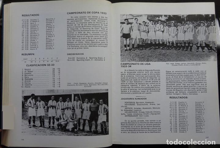 Coleccionismo deportivo: TXURI URDIÑ. HISTORIA DE LA REAL SOCIEDAD - Foto 2 - 182179291