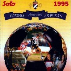 Coleccionismo deportivo: SOLO 1995 ARBOKEN. Lote 182180016