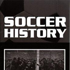 Collezionismo sportivo: SOCCER HISTORY Nº16. Lote 182180057
